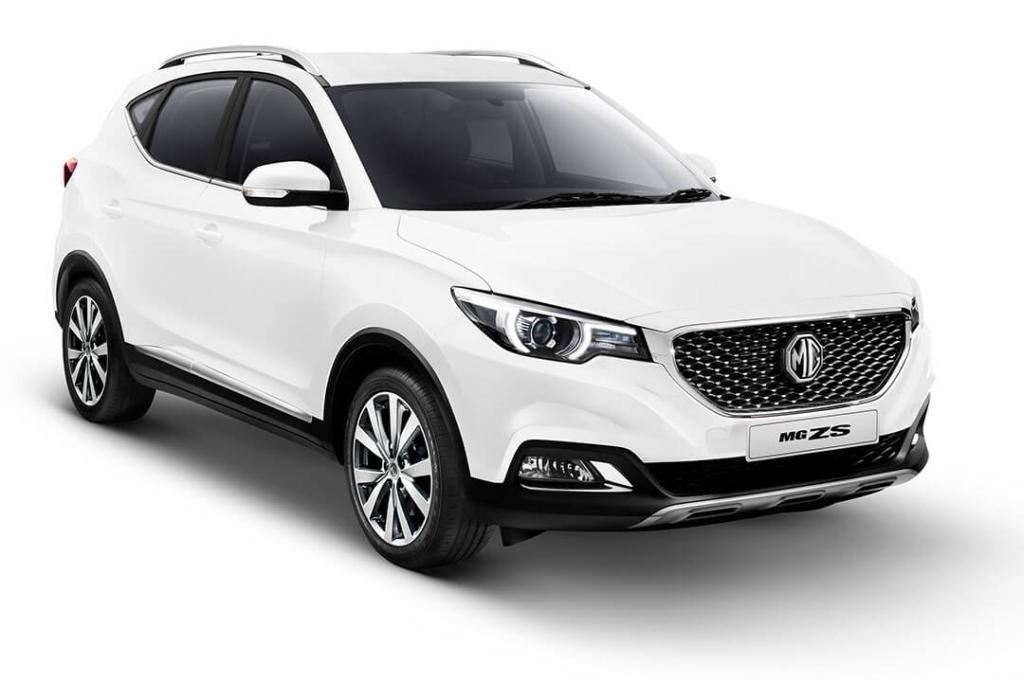 2021 MG ZS EXCITE AZS1 MY21 / 4 Speed Automatic / Wagon / 1.5L / 4 Cylinder / Petrol / 4x2 / 4 door / Model Year '21 September release 08Q221