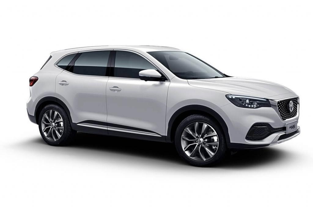 2021 MG HS EXCITE SAS23 MY21 / 7 Speed Auto Dual Clutch / Wagon / 1.5L / 4 Cylinder TUR / Petrol / 4x2 / 4 door / Model Year '21 November release 08L621