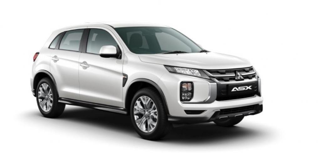 2021 Mitsubishi ASX ES XD MY21 / Automatic (CVT) / Wagon / 2.0L / 4 Cylinder / Petrol / 4x2 / 4 door / Model Year '21 June release 080O21