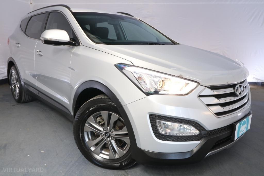 2015 Hyundai Santa Fe ACTIVE