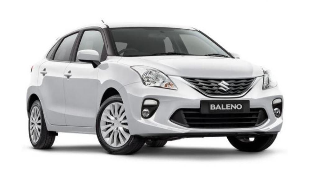 2021 Suzuki Baleno GL SERIES II / 4 Speed Automatic / Hatchback / 1.4L / 4 Cylinder / Petrol / 4x2 / 4 door / October release 062521