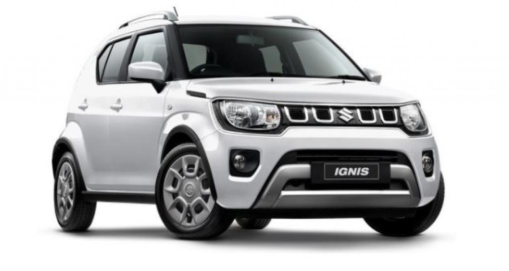 2021 Suzuki Ignis GL MF SERIES II / Automatic (CVT) / Wagon / 1.2L / 4 Cylinder / Petrol / 4x2 / 4 door / March release 07VN21