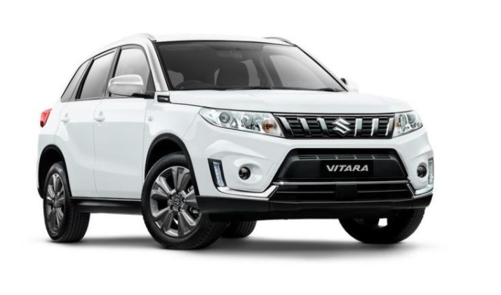 2021 Suzuki Vitara Standard SERIES II / 6 Speed Automatic / Wagon / 1.6L / 4 Cylinder / Petrol / 4x2 / 4 door / October release 063621