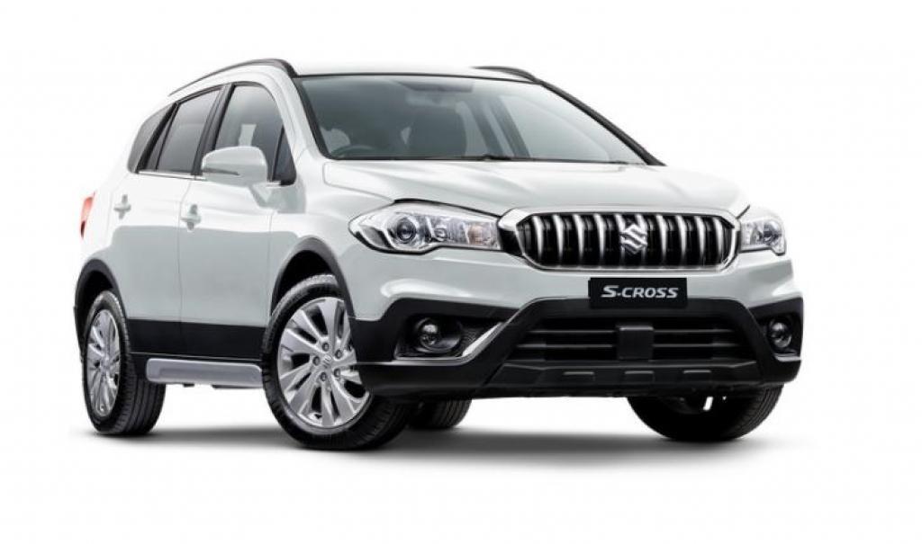 2021 Suzuki S-Cross TURBO / 6 Speed Automatic / Wagon / 1.4L / 4 Cylinder TURBO / Petrol / 4x2 / 4 door / October release 062W21