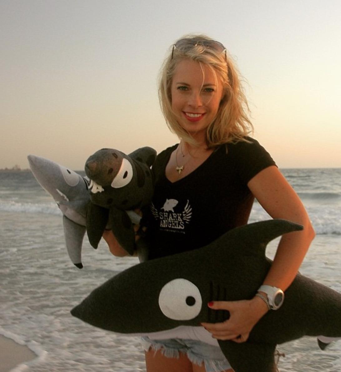 Julie Shark Angel