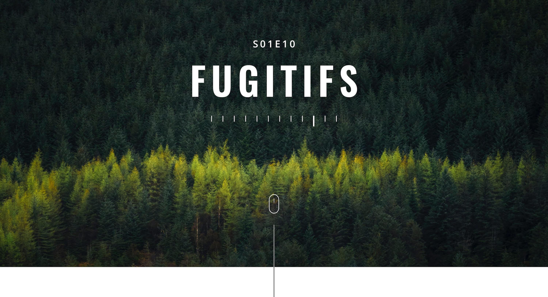 Fugitifs – Série CSU / Agent Kovacs (épisode 10)