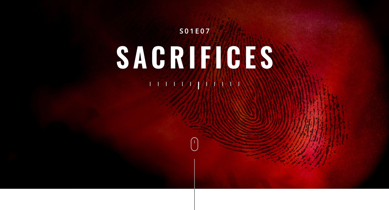 Sacrifices – Série CSU / Agent Kovacs (épisode 7)