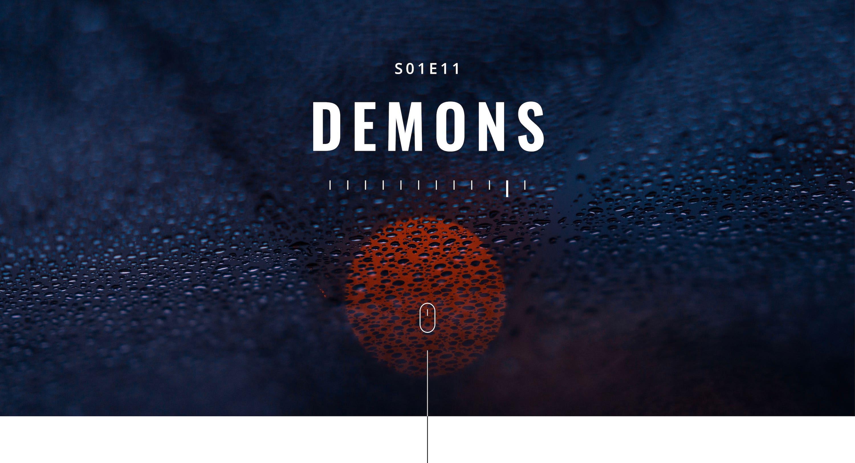 Démons – Série CSU / Agent Kovacs (épisode 11)