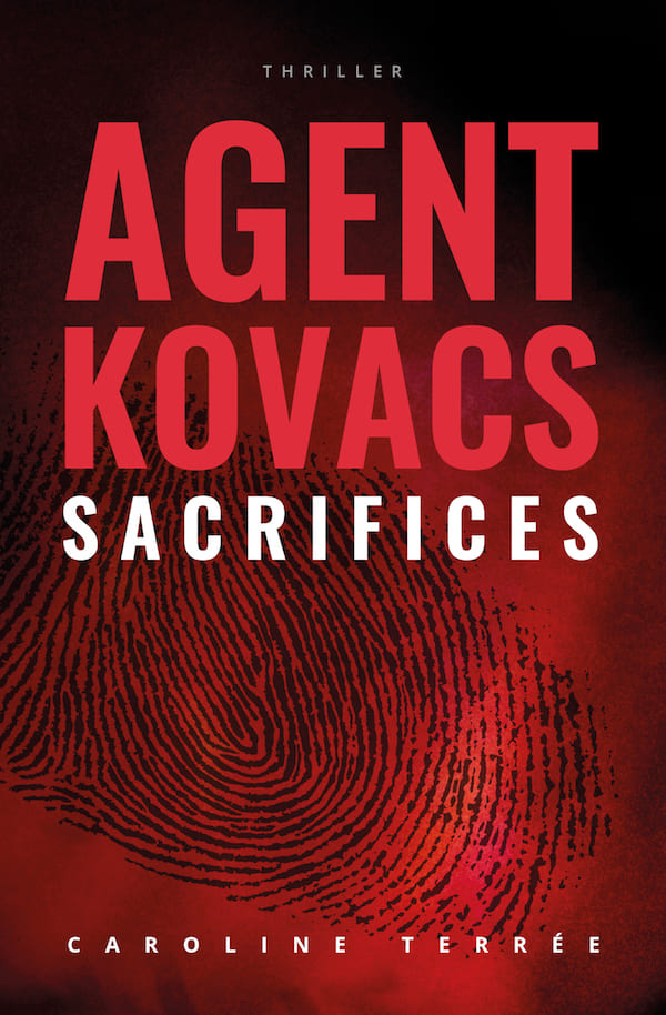 Agent Kovacs (CSU#07) : Sacrifices, Caroline Terrée