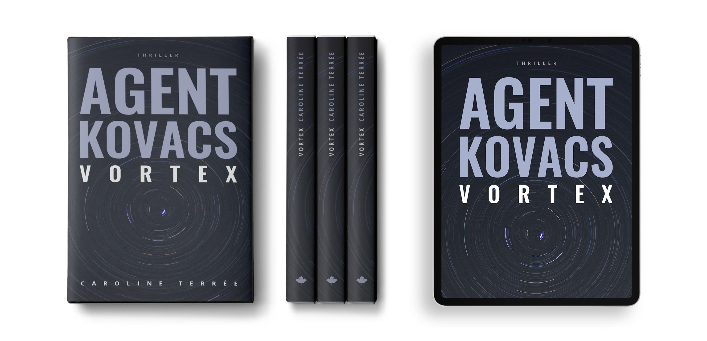 CSU#09 – Vortex (thriller) / Les Enquêtes de Kate Kovacs