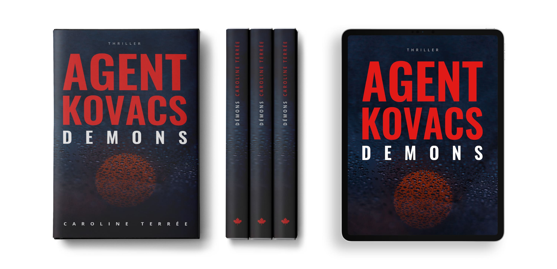 CSU#11 – Démons  (thriller) / Les Enquêtes de Kate Kovacs