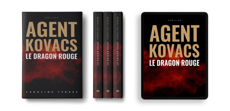 CSU#03 – Le Dragon rouge (thriller) / Les Enquêtes de Kate Kovacs