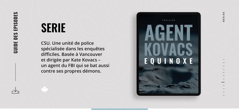 Équinoxe, Caroline Terrée – ebook (tome 8)