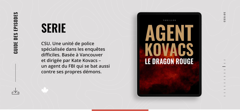 Le Dragon rouge, Caroline Terrée – ebook (tome 3)