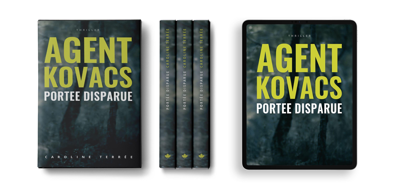 CSU#01 – Portée disparue (thriller) / Les Enquêtes de Kate Kovacs