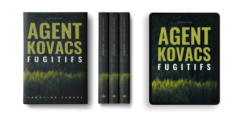 CSU#10 – Fugitifs (thriller) / Les Enquêtes de Kate Kovacs