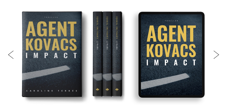 Agent Kovacs – Série CSU, Tome 6 (roman policier)