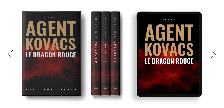 Agent Kovacs – Série CSU, Tome 3 (roman policier)