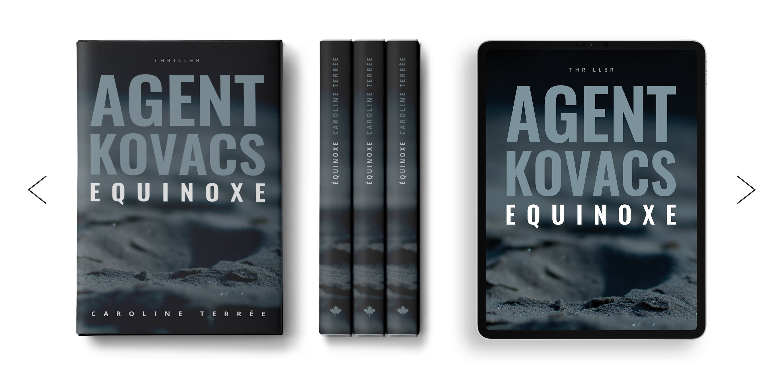 Agent Kovacs – Série CSU, Tome 8 (roman policier)