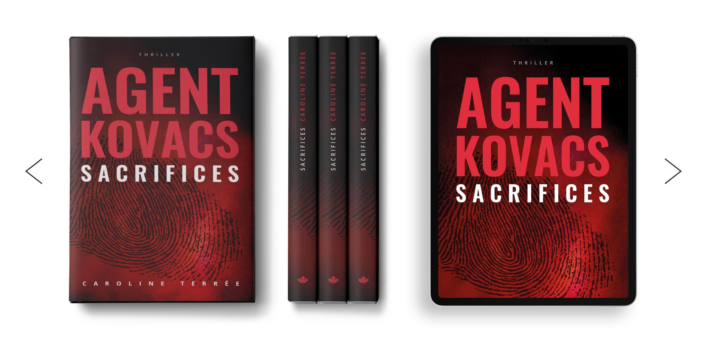 Agent Kovacs – Série CSU, Tome 7 (roman policier)