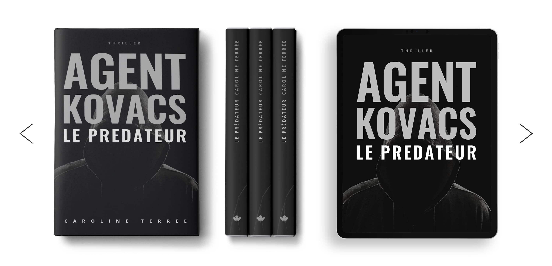 Agent Kovacs – Série CSU, Tome 5 (roman policier)