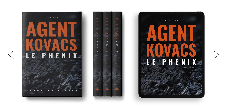 Agent Kovacs – Série CSU, Tome 2 (roman policier)