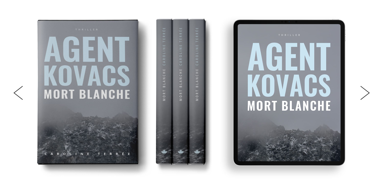 Agent Kovacs – Série CSU, Tome 4 (roman policier)