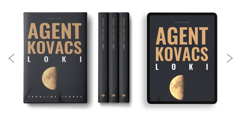 Agent Kovacs – Série CSU, Tome 12 (roman policier)