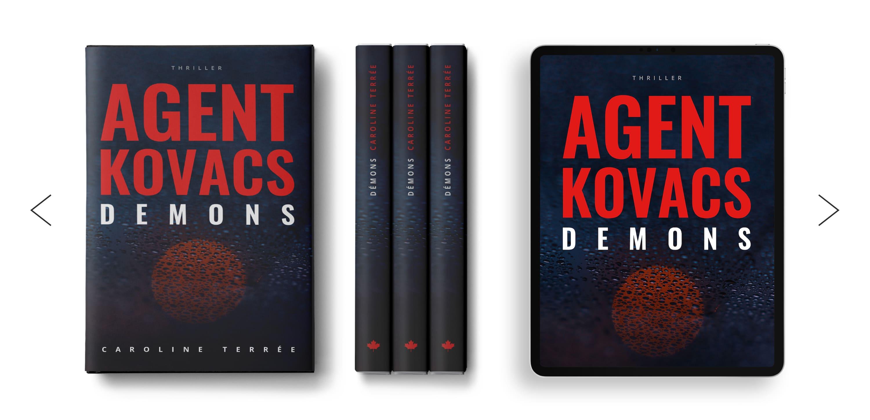 Agent Kovacs – Série CSU, Tome 11 (roman policier)