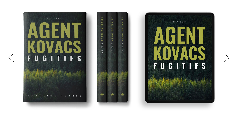 Agent Kovacs – Série CSU, Tome 10 (roman policier)