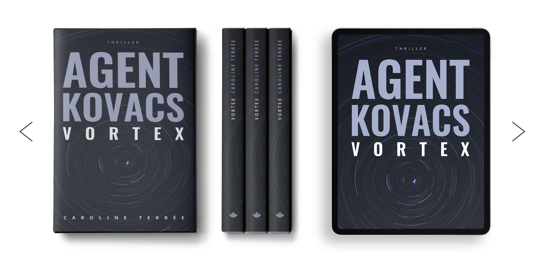 Agent Kovacs – Série CSU, Tome 9 (roman policier)