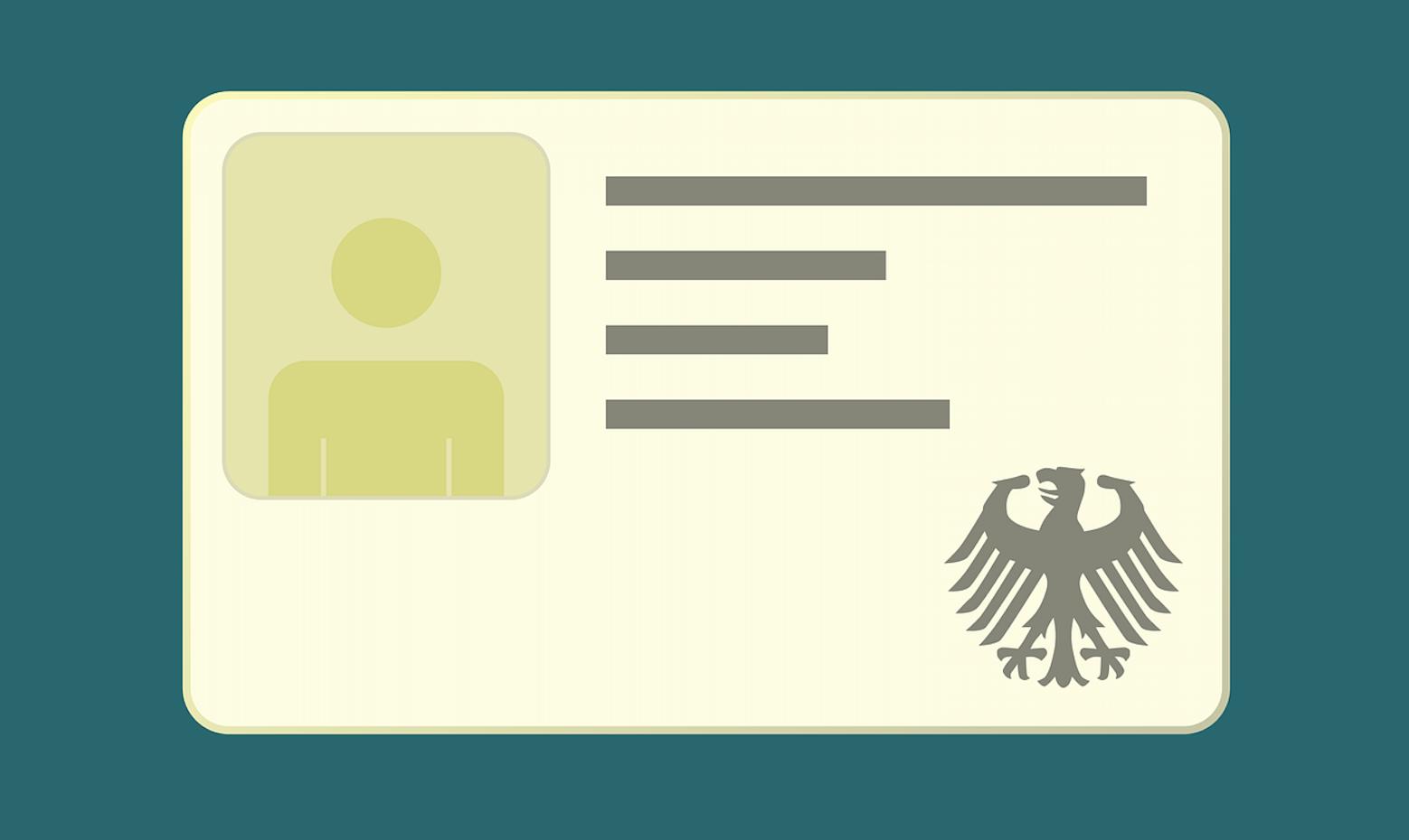 Nur wenige Deutsche nutzen die Online-Funktion ihres Personalausweises