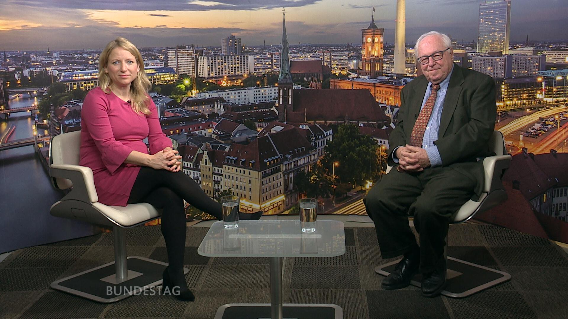 """Interview mit """"TV.Berlin"""": Was bedeutet die US-Wahl für Deutschland?"""