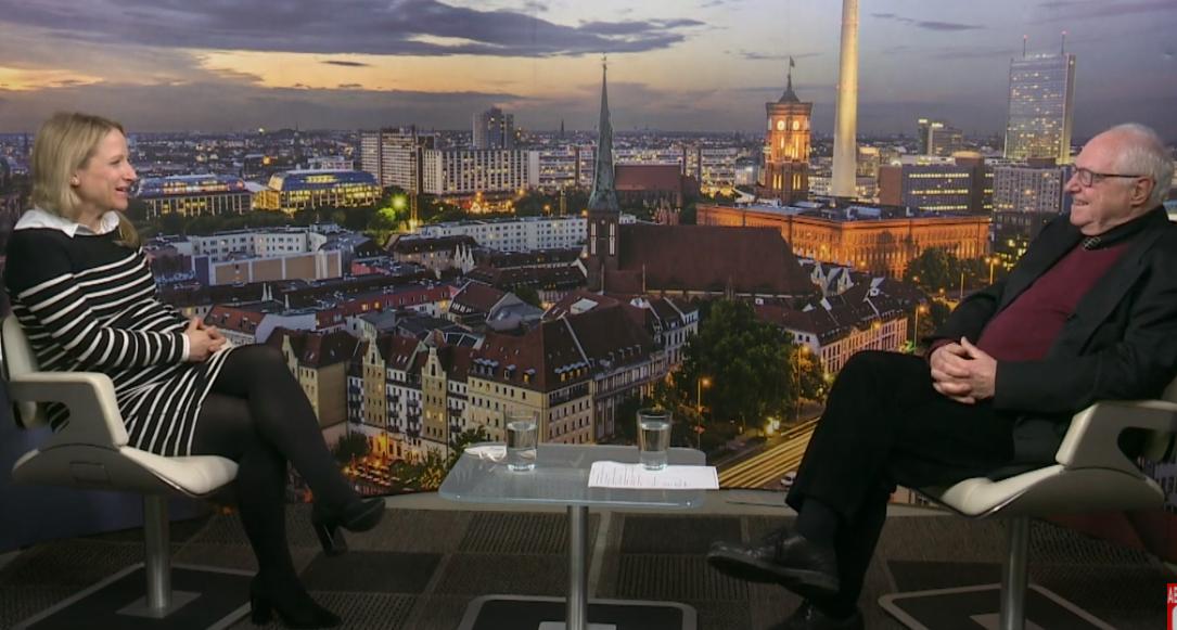 """Interview mit """"TV.Berlin"""": Die Corona-Misere von Bundesregierung & R2G"""