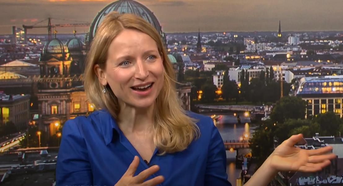 """Interview mit """"TV.Berlin"""": Nach der Wahl keine Steuererhöhungen!"""