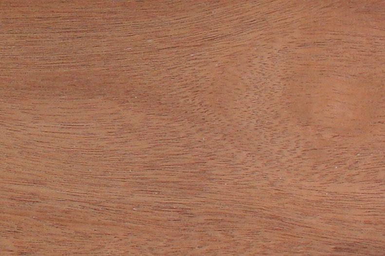African mahogany wood texture