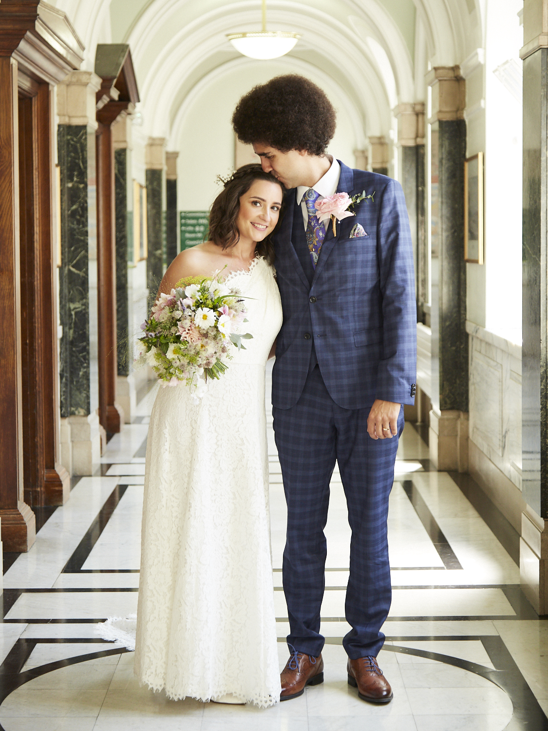 in-love-natural-bride-groom-on-wedding-day-london