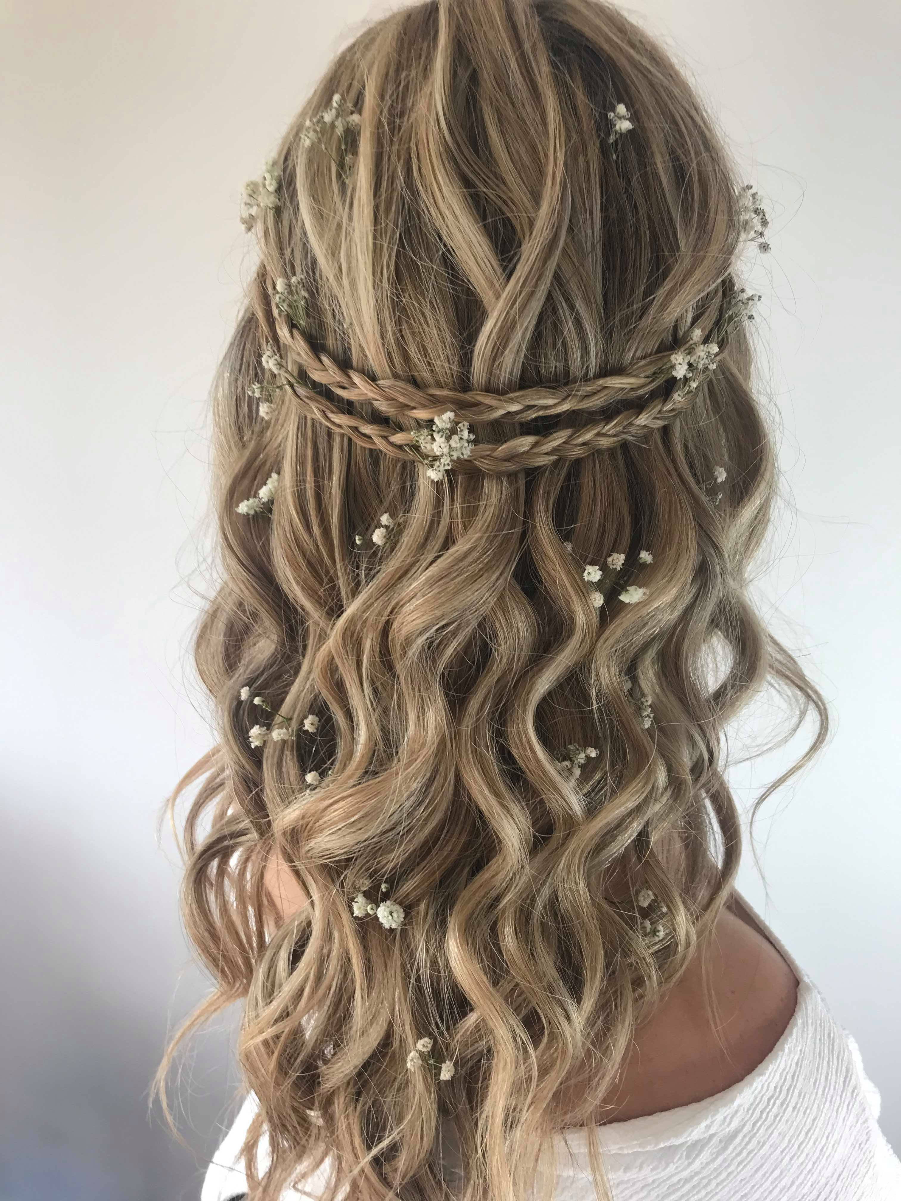 gorgeous-romantic-boho-bridal-beachwaves-with-braids-and-flowers-london