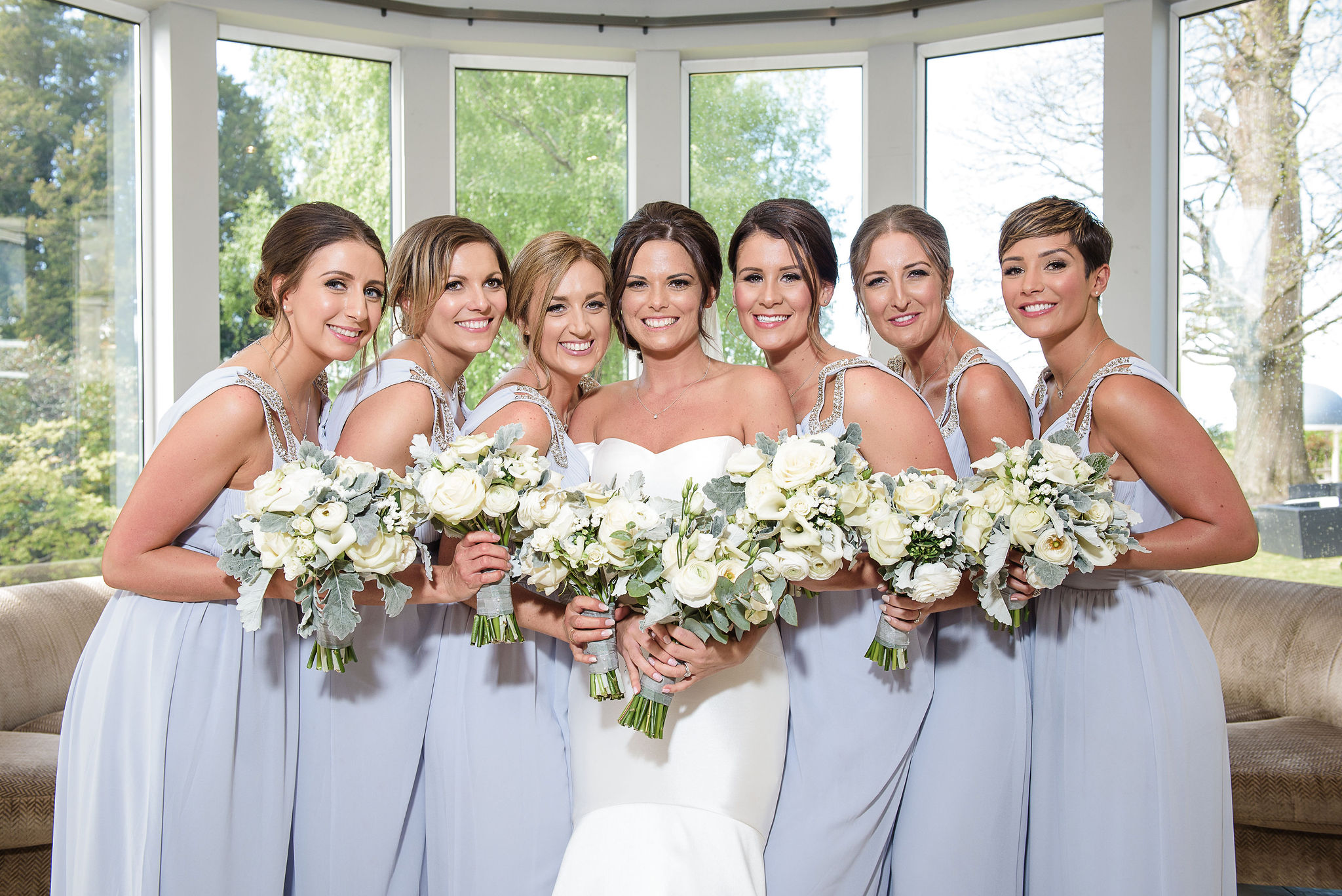 wedding-day-photograph-of-happy-bridesmaids