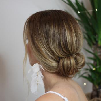 boho-bridal-hair-style-knott-London