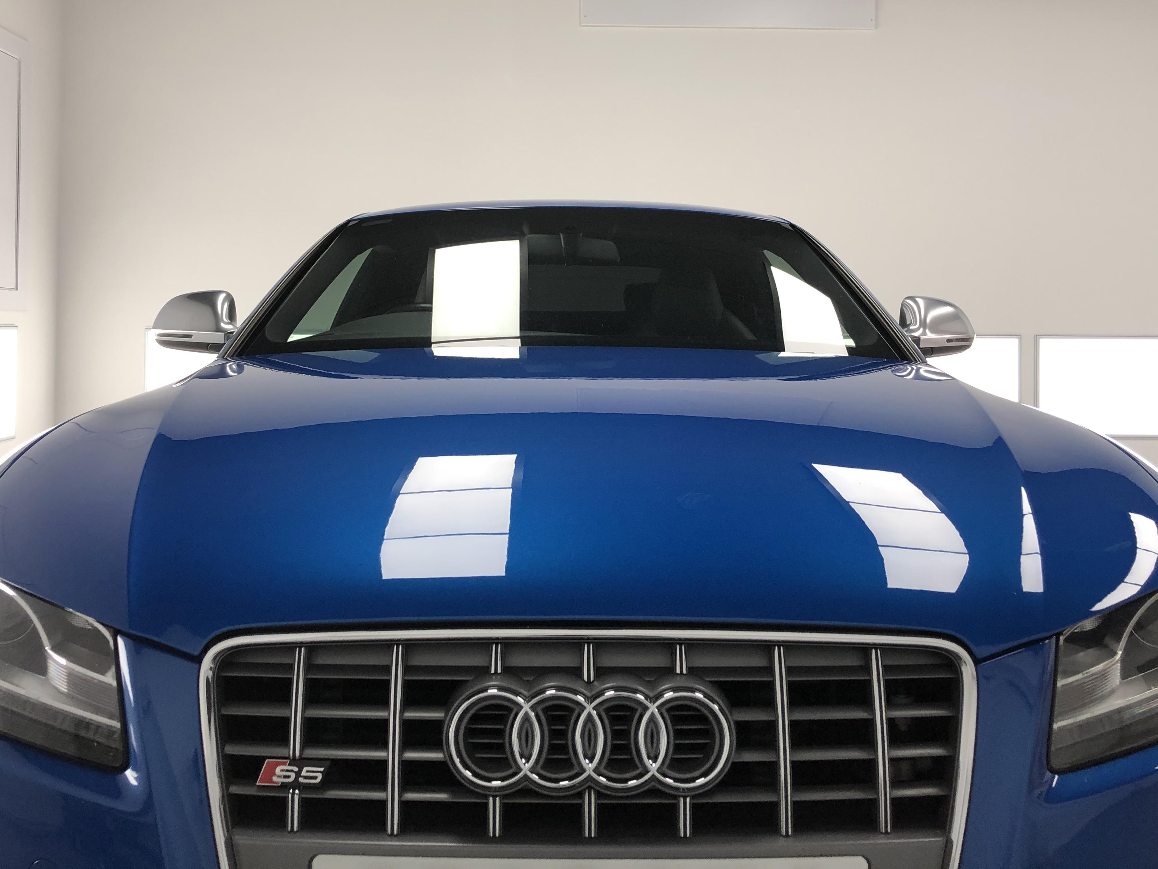 Audi S5 detailing
