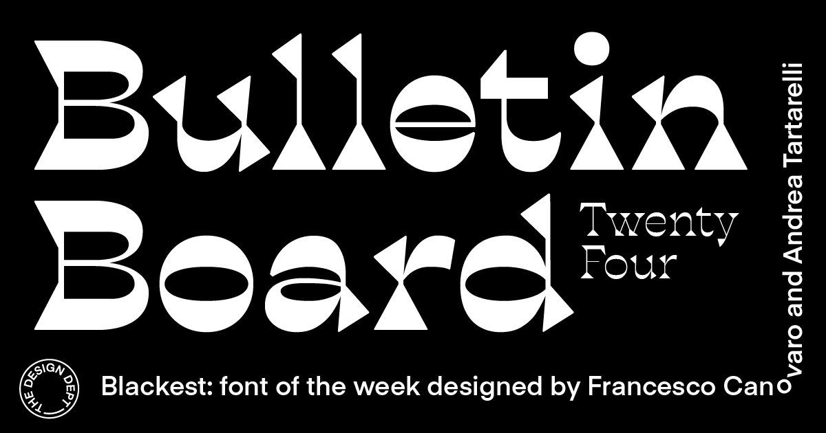 Bulletin Board #24
