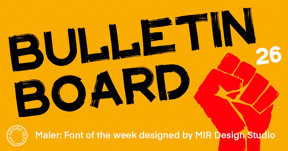 Bulletin Board #26