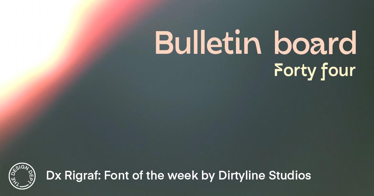 Bulletin Board #44