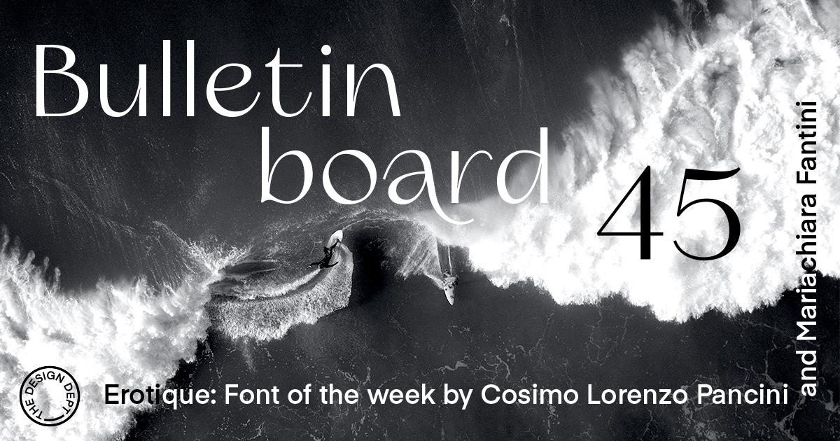 Bulletin Board #45
