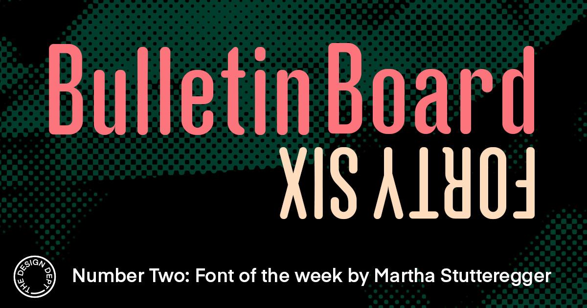 Bulletin Board #46