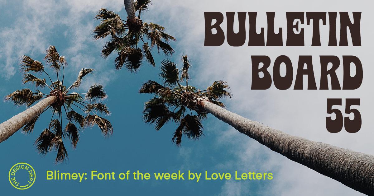 Bulletin Board #55