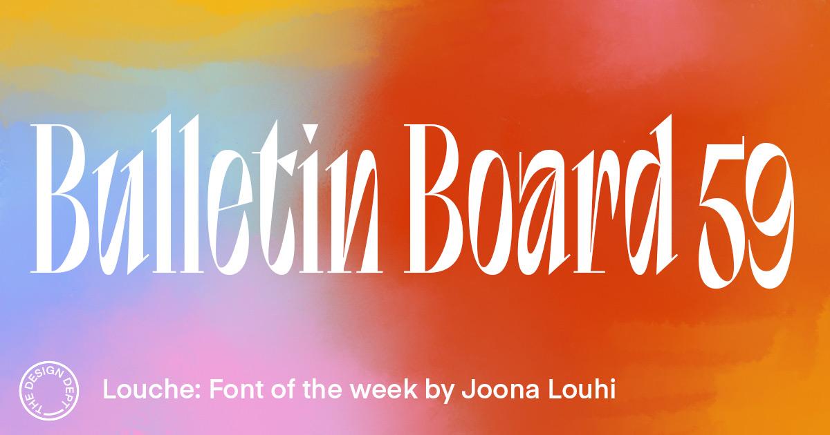 Bulletin Board #59