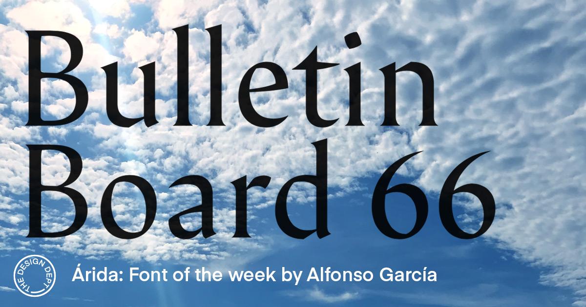 Bulletin Board #66
