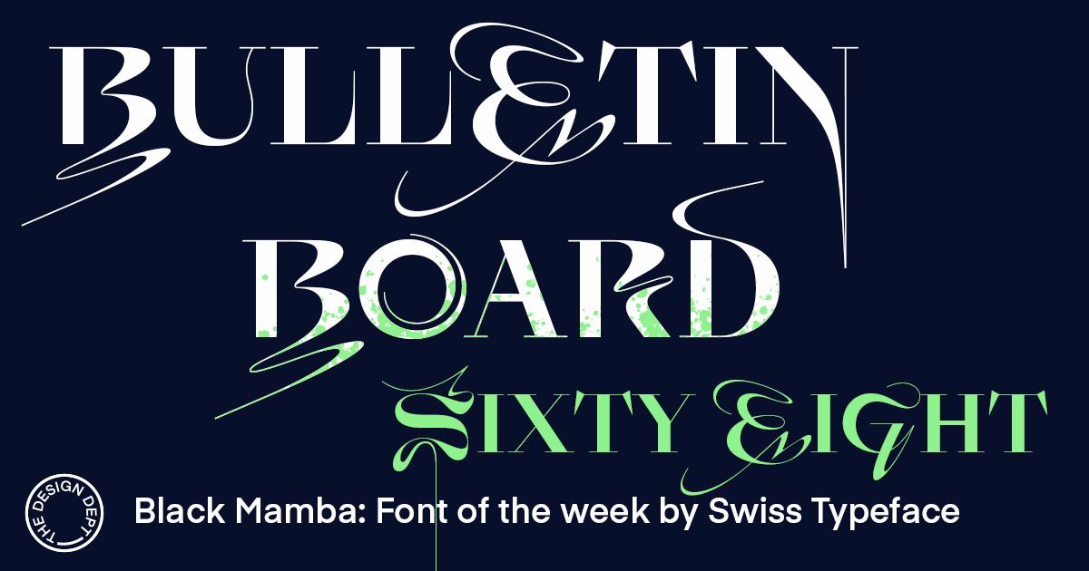 Bulletin Board #68